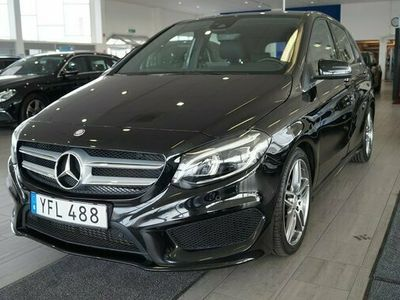 begagnad Mercedes 200 B Benz B 5. i Tillbehörd 4MATIC AMG, Exclusive 2016, Halvkombi Pris 219 000 kr
