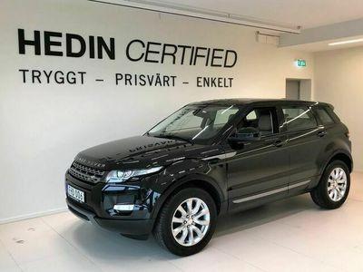begagnad Land Rover Range Rover evoque 2.2 TD4 4WD 150hk / Backkamera / Navigation / Cold Climate