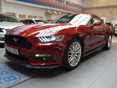 begagnad Ford Mustang GT 5.0 V8 Aut Fastback Euro 6 42