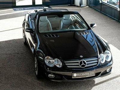 begagnad Mercedes SL500 Mercedes AMG 388hk