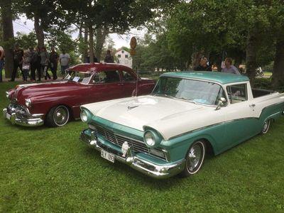 begagnad Ford Ranchero 1957