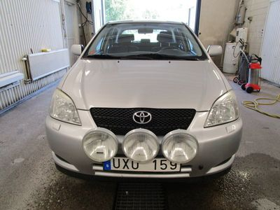 begagnad Toyota Corolla Halvkombi 1,4