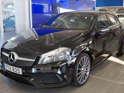 begagnad Mercedes A180 // 122hk // AMG-styling