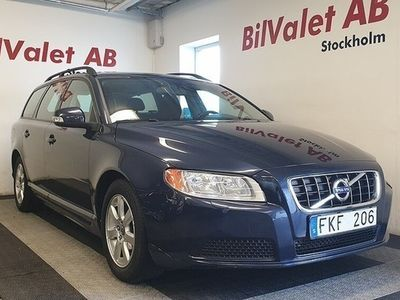 used Volvo V70 1.6D DRIVe Kinetic 109hk Nybes
