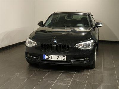 begagnad BMW 120 d 5d