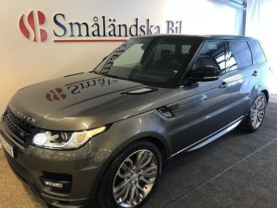 begagnad Land Rover Range Rover Sport 3.0 SDV6 Autobiography 4WD Automat Euro 6 306h