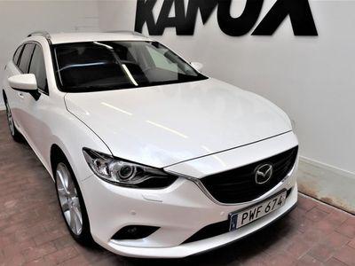 begagnad Mazda 6 WAGON SKYACTIV - G 2.5 192 HK
