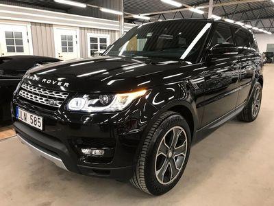 begagnad Land Rover Range Rover Sport HSE SDV6 292HK