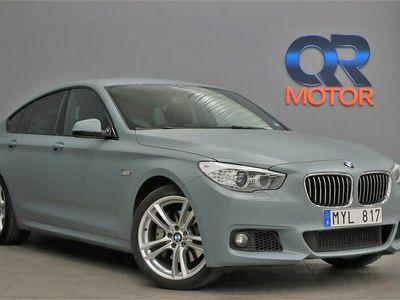 begagnad BMW 535 Gran Turismo d xDrive M-Sport / Värmare / Drag 313hk