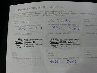 gebraucht Nissan Leaf 24kwh Acenta 100% EL