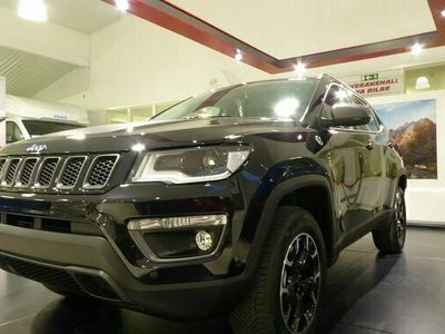 begagnad Jeep Compass 4x4 PHEV TrailHawk 2020, SUV Pris 504 900 kr