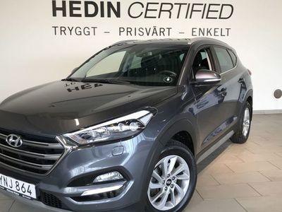 begagnad Hyundai Tucson 4WD 2.0 Dragkrok Navigation *Vinterdäck