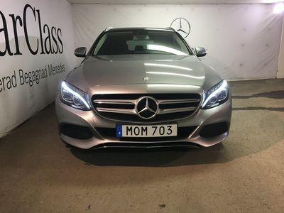 begagnad Mercedes C220 Bluetec -15