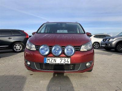gebraucht VW Touran 2,0 TDI (170Hk) GT DSG 7-si -13