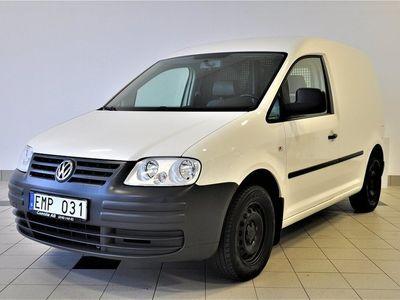 begagnad VW Caddy Skåpbil 1.9 TDI 105hk