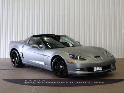 gebraucht Chevrolet Corvette C6 6.2 V8 Targa Sv-såld 437hk