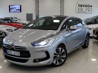begagnad Citroën DS5 2.0 Aut 163hk Pano/Head/Drag/Keyl -12