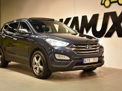 begagnad Hyundai Santa Fe 2,2 CRDi-R 4WD | Premium | SoV
