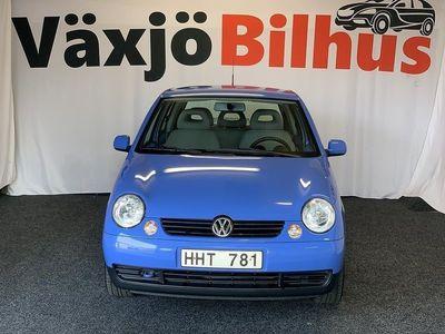 begagnad VW Lupo NY BES 1.4 75hk -99
