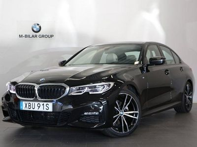 begagnad BMW 320 d xDrive Sedan / M Sport / Innovation / Winter /