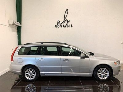 begagnad Volvo V70 D4 Momentum 163hk | VOC | Drag