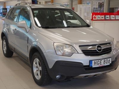begagnad Opel Antara 2.4 Enjoy 4x4
