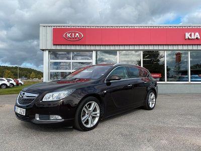 begagnad Opel Insignia ST 2.0 BiTurbo CDTI 4x4 Auto