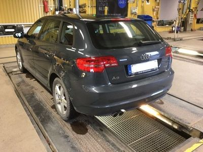 begagnad Audi A3 1.4 TFSI