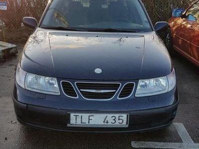begagnad Saab 9-5 2.0t Rasad turbo