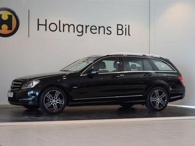 begagnad Mercedes C220 Aut Nav AMG 12 mån garanti*
