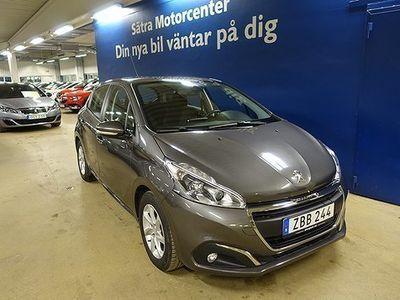 begagnad Peugeot 208 5-dörrar 1.2 VTi Euro 6 82hk