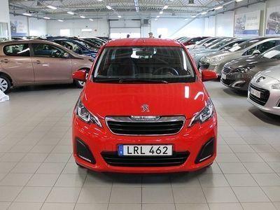 begagnad Peugeot 108 Active 1,0 VTi 68hk -15