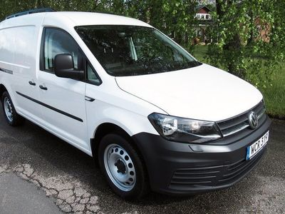 begagnad VW Caddy Maxi Life Caddy Maxi Skåp 150 TDI Automat 2018, Personbil 247 500 kr
