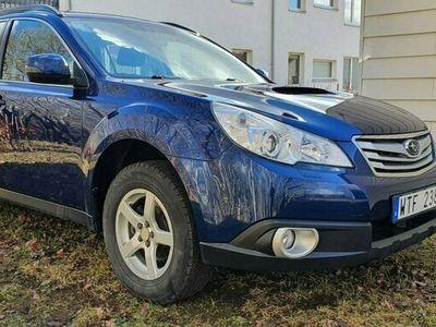 begagnad Subaru Legacy  BM/BR