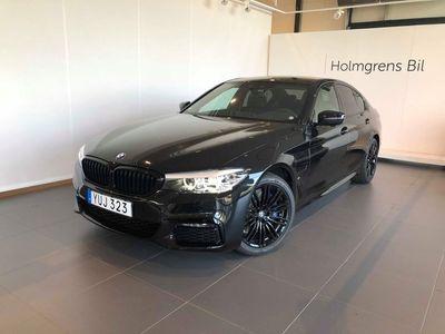 begagnad BMW 530 e Sedan M Sport / K-Stol / **V-hjul