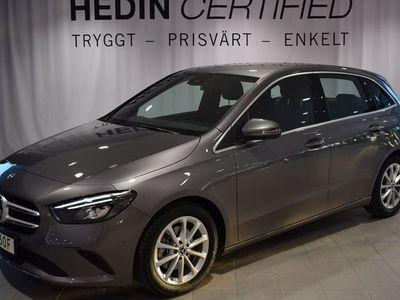 begagnad Mercedes B200 // Progressive Line // Advantagepkt // Apple carplay