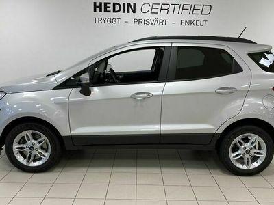 begagnad Ford Ecosport 1.0 EcoBoost Aut, Navi 125hk