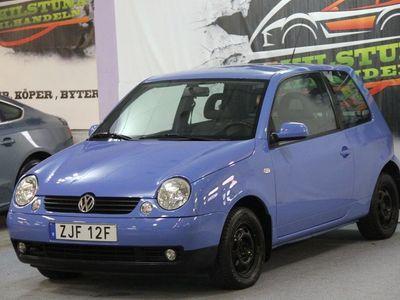 begagnad VW Lupo 1.4 AUTOMAT 75HK NY BESIKTAD NY SERVAD NY KAMREMSATS