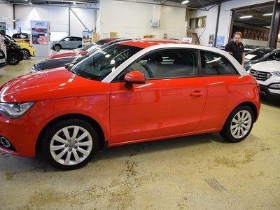 used Audi A1 Sportback 1.6 TDI S-Tronic Sport V-hj -12