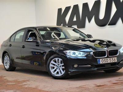 begagnad BMW 320 d Sportline | Navi | Adaptiv fart | 184hk