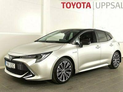 begagnad Toyota Corolla Verso Corolla 2.0 Elhybrid Style Bi-tone 2019, Kombi Pris 229 900 kr