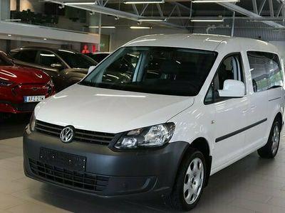 begagnad VW Caddy Mpv Maxi Life 1.6 TDI 102 Hk 7-Sits