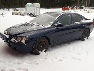 begagnad Volvo S60