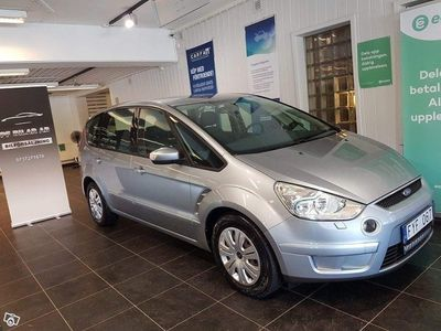used Ford S-MAX 2.0 TDCi 140hk bes servad