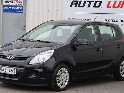 begagnad Hyundai i20 1.4 CRDi ACC Farth NYBES 6960mil -11