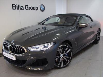 begagnad BMW M850 i xDrive Cabriolet M-Sport -19
