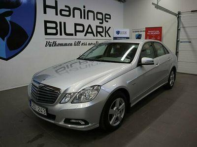 begagnad Mercedes E220 CDI BlueEFFICIENCY / AUTO / KAMKEDJA / DRAG / 170hk