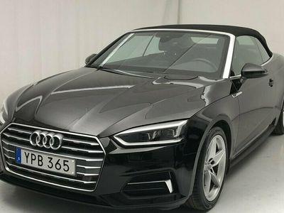 begagnad Audi A5 Cabriolet 2.0 TFSI (190hk)