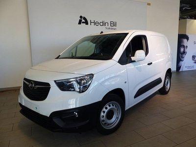 begagnad Opel Combo Business L1 D75 GT 2019, Transportbil 187 375 kr