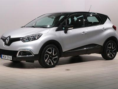 begagnad Renault Captur 1.2 TCe DCT Sport Navi PDC